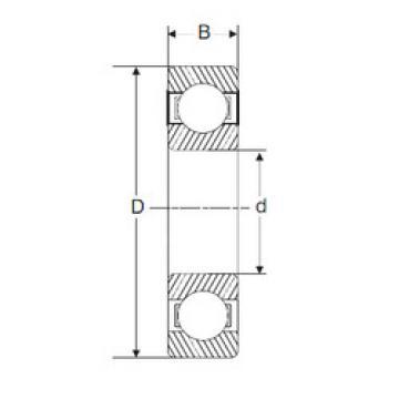 roulements XLJ 4.1/4 SIGMA