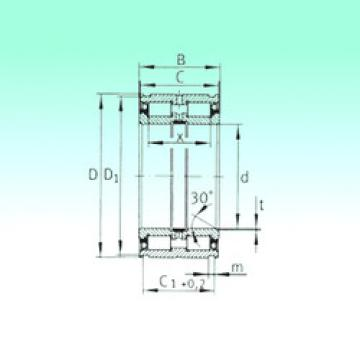 roulements SL045060-PP NBS