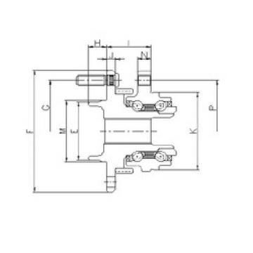 roulements IJ123055 ILJIN