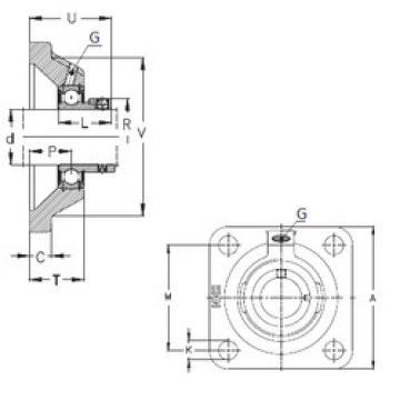 roulements PCJ40-N NKE