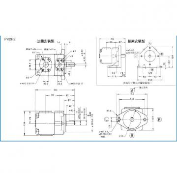 YUKEN A145-F-R-01-B-S-K-32