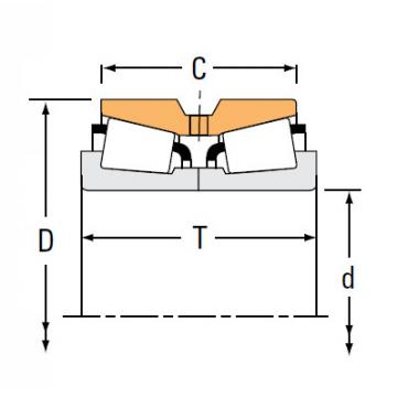 Bearing NA482 472D