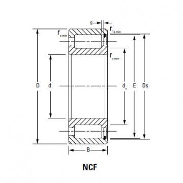 Bearing NNU40/530MAW33 NNU4188MAW33