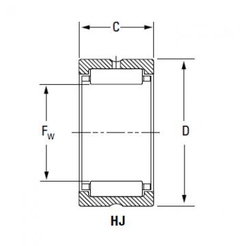 Bearing HJ-729636