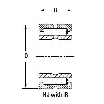 Bearing R-546432 HJ-648032