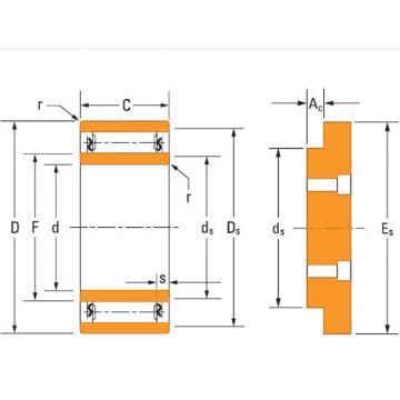 Bearing Ta4130v