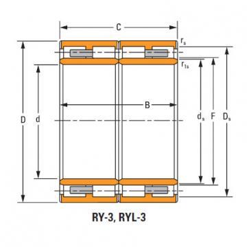 Bearing 240arys1643 260rys1643