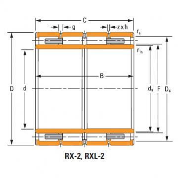 Bearing 600arXs2643 660rXs2643B