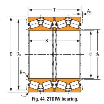 Bearing Hm261049dw Hm261010