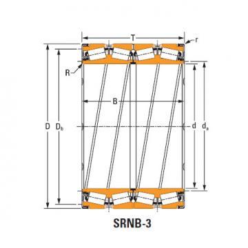 Bearing Bore seal k166962 O-ring