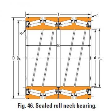 Bearing Bore seal 243 O-ring