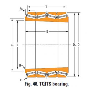 Bearing Hm259030T Hm259011d double cup