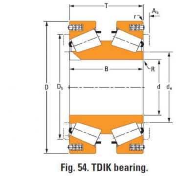 Bearing J435101dw J435167X