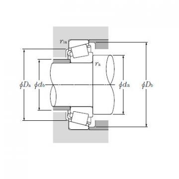 Bearing T-M268730/M268710G2