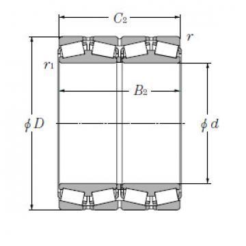 Bearing M280349D/M280310/M280310DG2