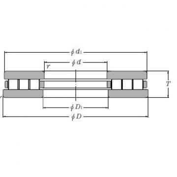 Bearing CRTD6406