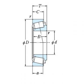 Bearing BJM734449/JM734410