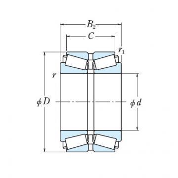 Bearing M244249/M244210D+L