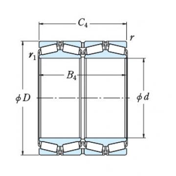 Bearing LM767749DW-710-710D