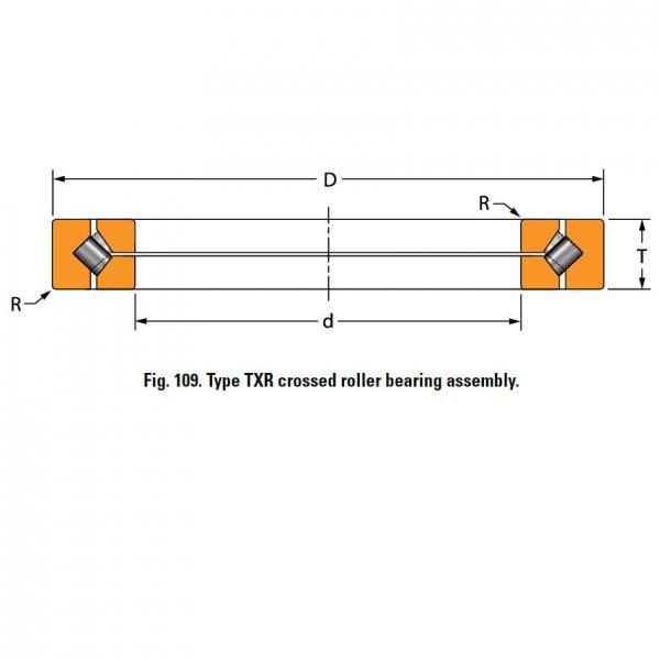 Bearing JXR637050 #1 image