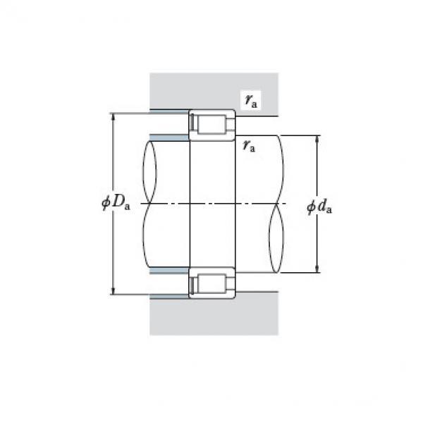 Bearing NCF3076V #2 image