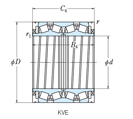 Bearing STF266KVS3551Eg
